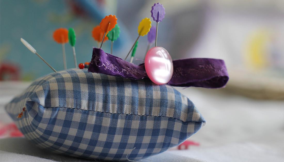Sewing Space - Pincushion