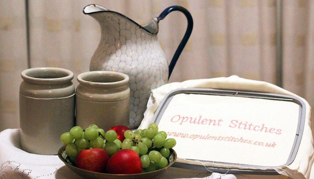 Still Life - Opulent Stitches